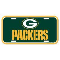 WinCraft NFL GREEN BAY PACKERS License Plate Schild