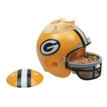 WinCraft NFL GREEN BAY PACKERS Snack Helmet