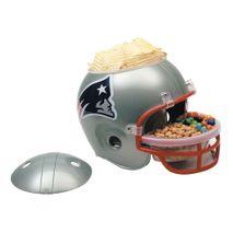 WinCraft NFL NEW ENGLAND PATRIOTS Snack Helmet
