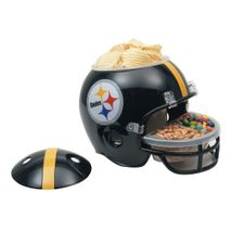 WinCraft NFL PITTSBURGH STEELERS Snack Helmet