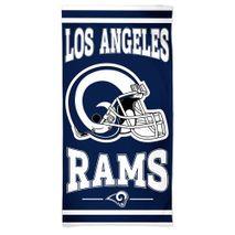 WinCraft NFL LOS ANGELES RAMS Fiber Strandtuch 75 cm x 150 cm