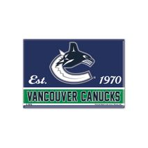 WinCraft NHL VANCOUVER CANUCKS Metall Magnet