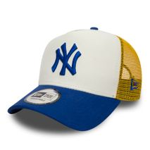 New Era MLB NEW YORK YANKEES A-Frame 9FORTY Trucker Cap