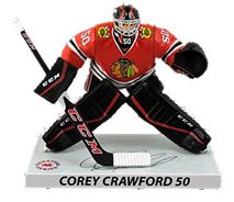 Imports Dragon NHL CHICAGO BLACKHAWKS - Corey Crawford #50 Figur