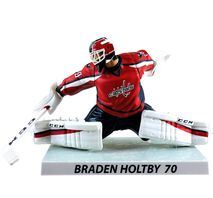 Imports Dragon NHL WASHINGTON CAPITALS - Braden Holtby #70 Figur