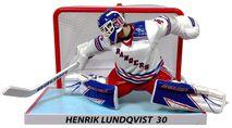 Imports Dragon NHL NEW YORK RANGERS - Henrik Lundqvist #30 Figur