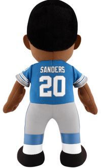 Bleacher Creatures NFL DETROIT LIONS - Barry Sanders #20 Plüschfigur – Bild 2