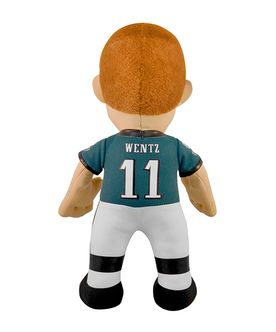 Bleacher Creatures NFL PHILADELPHIA EAGLES - Carson Wentz #11 Plüschfigur – Bild 2