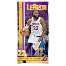 WinCraft NBA LEBRON JAMES #23 - Lakers Spectra Player Strandtuch 75 cm x 150 cm