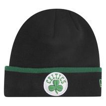 New Era NBA BOSTON CELTICS Team Cuff Knit Wintermütze