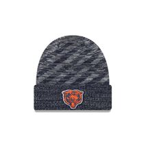 New Era NFL CHICAGO BEARS Authentic 2018 Touchdown Sideline Sport Knit Wintermütze