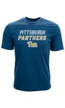 Levelwear NCAA PITTSBURGH PANTHERS Tide Slant Route T-Shirt