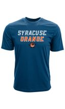 Levelwear NCAA SYRACUSE ORANGE Tide Slant Route T-Shirt