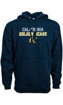 Levelwear NCAA CALIFORNIA GOLDEN BEARS Tide Slant Route Pullover