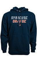 Levelwear NCAA SYRACUSE ORANGE Tide Slant Route Pullover
