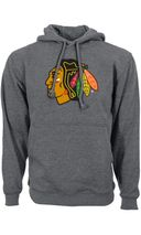 Levelwear NHL CHICAGO BLACKHAWKS Core Logo Pullover
