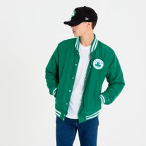New Era NBA BOSTON CELTICS Team Apparel Bomber Jacke