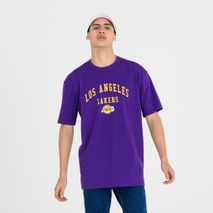 New Era NBA LOS ANGELES LAKERS Classic Arch T-Shirt