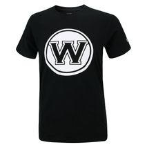 New Era NBA GOLDEN STATE WARRIORS Black Team Apparel T-Shirt