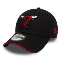 New Era NBA CHICAGO BULLS Team 39THIRTY Stretch Fit Cap