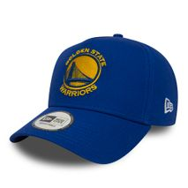 New Era NBA GOLDEN STATE WARRIORS Team A-Frame Snapback Trucker Cap