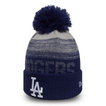 New Era MLB LOS ANGELES DODGERS Sport Bobble Knit Wintermütze