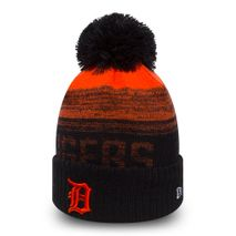 New Era MLB DETROIT TIGERS Sport Bobble Knit Wintermütze