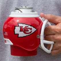 FanMug NFL KANSAS CITY CHIEFS Becher Tasse