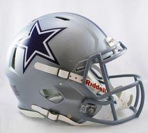 Riddell NFL DALLAS COWBOYS Speed Mini Footballhelm