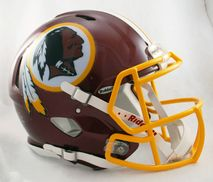 Riddell NFL WASHINGTON REDSKINS Speed Mini Footballhelm