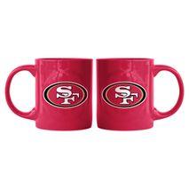 Boelter Brands NFL SAN FRANCISCO 49ERS Rally Mug Tasse