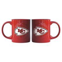 Boelter Brands NFL KANSAS CITY CHIEFS Rally Mug Tasse