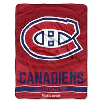 Northwest NHL MONTREAL CANADIENS Break Away Decke