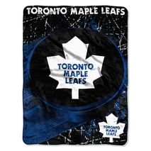 Northwest NHL TORONTO MAPLE LEAFS Break Away Decke