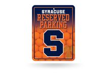 Rico Industries NCAA SYRACUSE ORANGE Parking Sign Schild