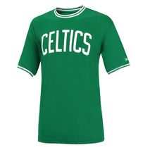 New Era NBA BOSTON CELTICS Tipping Wordmark T-Shirt