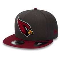 New Era NFL ARIZONA CARDINALS Heather 9FIFTY Snapback Cap