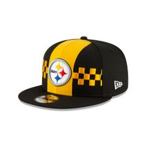 New Era NFL PITTSBURGH STEELERS 2019 Official ON-STAGE 9FIFTY Snapback Draft Cap