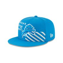 New Era NFL DETROIT LIONS 2019 Official ON-STAGE 9FIFTY Snapback Draft Cap