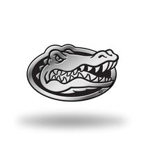 Rico Industries NCAA FLORIDA GATORS 3D Auto Chrom Aufkleber