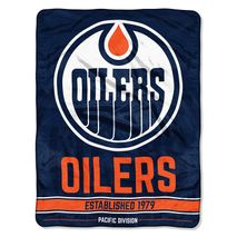 Northwest NHL EDMONTON OILERS Break Away Decke