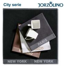 Geschirrtuch Jorzolino City von JMA
