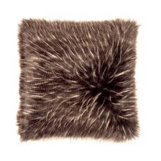 Pad Kissenhülle Veneta - bronze 40x 40 cm Faux-Fell