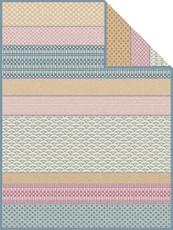 Ibena Wohndecke Decke Pesaro 150 x 200 cm Baumwollmischung