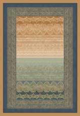 Bassetti Plaid | BRUNELLESCHI V7 - 135 x 190 cm