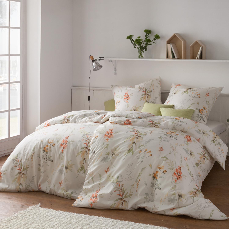 estella mako batist bettw sche lobos 2234 230 natur. Black Bedroom Furniture Sets. Home Design Ideas