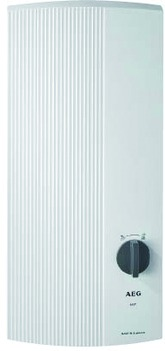 Durchlauferhitzer elektr 24kW man A Übertisch/Untertisch 226x485x93mm – Bild