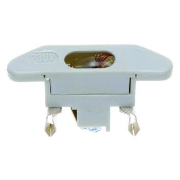 Steck-Glimmlampe 230V LIGHT CONTROL 1mA Schalt/Tast – Bild