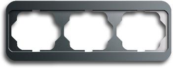 Rahmen 3f pt mt horiz alpha Metall Alu f.UPInstall – Bild