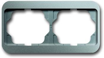 Rahmen 2f ti mt horiz alpha Metall titan f.UPInstall Alu – Bild